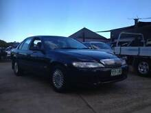 1995 Ford Fairmont Sedan North Toowoomba Toowoomba City Preview