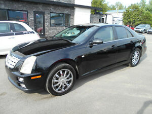 2005 Cadillac STS4 awd Berline v8 4 6 litres
