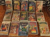 VHS Disney moves for Sale ALL NEW