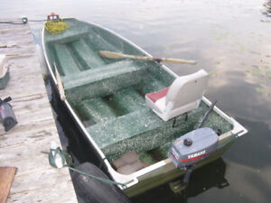 hunting/fishing boat