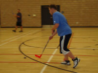 Adult CO-ED COSOM Floor Hockey Group Looking For New Players