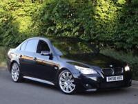 BMW 530d M Sport 4dr 2008 (58) LCI FACELIFT (BUSINESS EDITION)