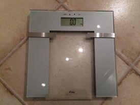 Glass Bathroom Scales