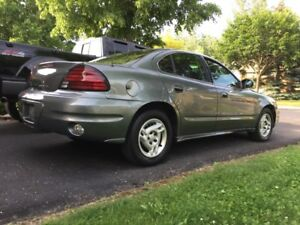 "2005 Pontiac Grand Am ""Super Low Km's""Great Car!"