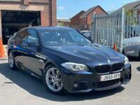 2011 BMW 5 Series 3.0 530d M Sport 4dr Saloon Diesel Automatic