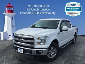 2015 Ford F-150   - Certified