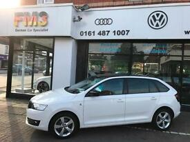 Skoda Rapid Spaceback 1.6TDI CR ( 105ps ) GreenTech Spaceback Elegance