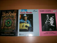 Guitar music books