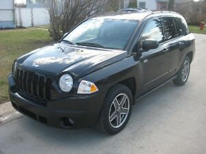 2009 Jeep Compass Rocky Mountain Edition AWD - Only 69000 kms