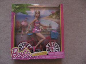 Barbie Glam Bike(Brand New In Box)