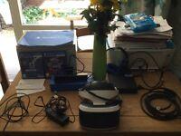 PlayStation VR Headset bundle