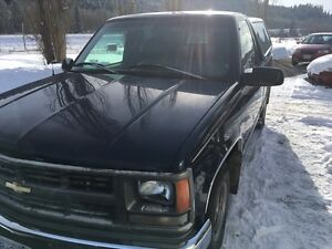 1996 Chevrolet, Standard, V6, single cab