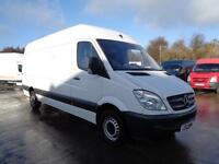 MERCEDES-BENZ SPRINTER 2.1TD | 313-CDi | LWB - HIGH ROOF | CRUISE CONTROL | 2012