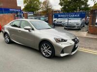 Lexus IS 300h 2.5 ( 181bhp ) ( s/s ) E-CVT Executive Edition