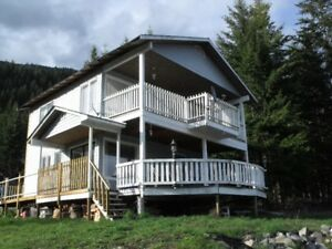 Shuswap Lk cabin for rent