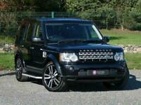 2011 Land Rover Discovery 4 3.0 SD V6 HSE 4WD, Automatic (7 Seats) SUV Diesel Au