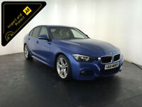 2013 BMW 320D M SPORT DIESEL 184 BHP FINANCE PX WELCOME