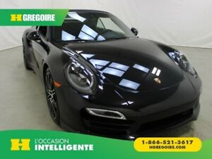 2015 Porsche 911 Turbo A/C Gr-Électrique Mags Bluetooth