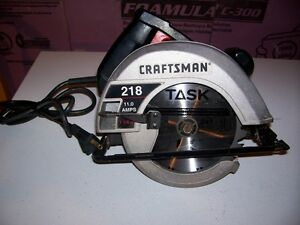 CRAFTSMAN CIRCULAR SAW