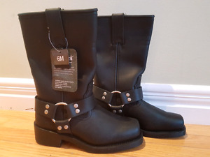New ladies motorcycle boots