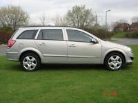 2008 Vauxhall Astra 1.7 CDTi 16V Club [100] 5dr 5 door Estate