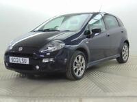2013 Fiat Punto GBT Petrol blue Manual