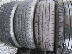 all season tires 195/65r15 all 4 tires