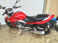 2013 Suzuki Gw250 Perfect starter bike!