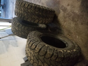 3 tires Mickey Thompsons 37 13.5 r18