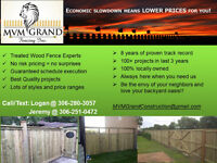 Fence Construction Experts - New Lower 2017 Pricing
