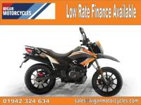 KEEWAY TX 125 SUPERMOTO BRAND NEW PRE REG BIKE FINANCE AVAILABLE