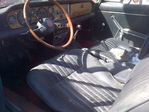 1974 FIAT 124  SPORT parting out car