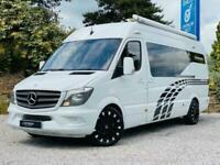 Mercedes Sprinter SPORTHOME ! CAMPER ! RACE VAN ! MOTORHOME ! STUNNING SPEC