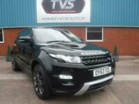 2013 Land Rover Range Rover Evoque 2.2 SD4 Dynamic AWD 5dr SUV Diesel Automatic
