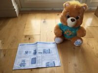 My Friend Freddy Bear Interactive Soft Toy NEW WITHOUT BOX