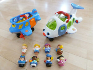 Little people Avions / Airplanes