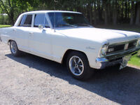 1967 Pontiac Acadian Canso $5495 OBO