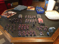 Warhammer Chaos Space Marines