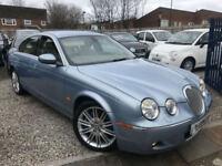 ✿07-Reg Jaguar S-TYPE 2.7D V6 auto SE, Blue ✿DIESEL ✿LOW MILEAGE✿