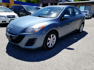 2010 MAZDA 3 SAFETY AND E-TESTED
