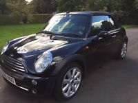 MINI Cooper Convertible Automatic, 2dr 1.6, great condition, 5 months MOT