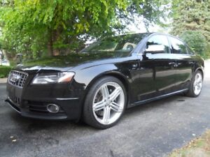 2012 Audi S4 3.0T Manual, Navigation, Carbon Trim