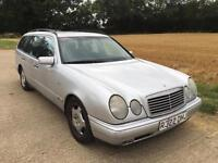 1998 MERCEDES-BENZ E320 3.2 Avantgarde W210 ESTATE WAGON AUTO AUTOMATIC