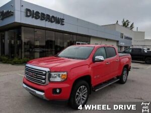 2015 GMC Canyon 4WD SLT  Leather, Navi, Remote Start