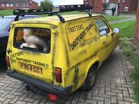 Reliant RIalto (ONLY FOOLS AND HORSES CAR)