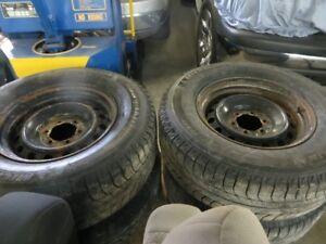 Michelien snow tires