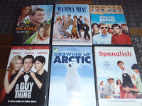 DVD MOVIES AND TV SERIES FOR SALE!!!