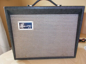 Vintage Harmony tube guitar amplifier, fully restored,very nice!