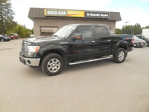 2011 Ford F-150 XTR SuperCrew 5.5-ft. Bed 4WD Peterborough Peterborough Area image 2
