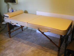 Table de massage portative Master